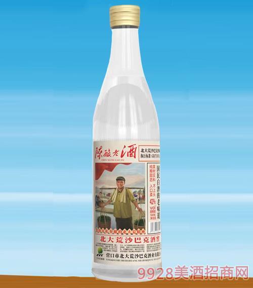 陳釀老酒42度