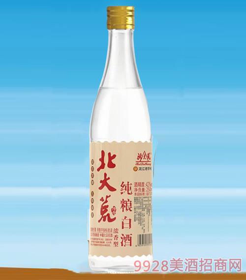 北大荒傳奇純糧白酒-紅標