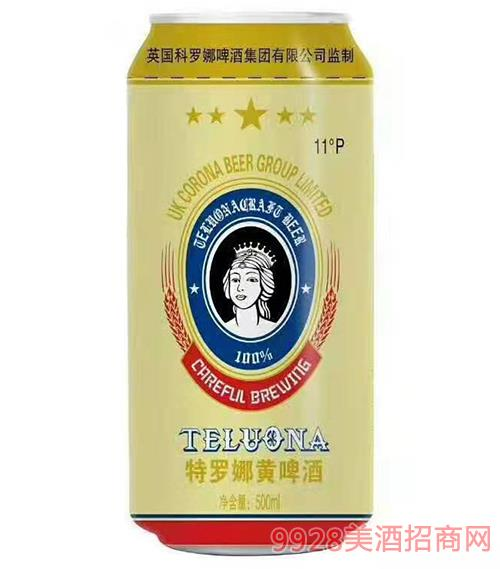 特�_娜�S啤酒500ml