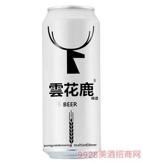 雲花鹿啤酒