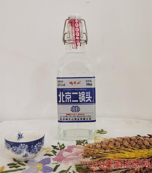响牛山北京二锅头酒