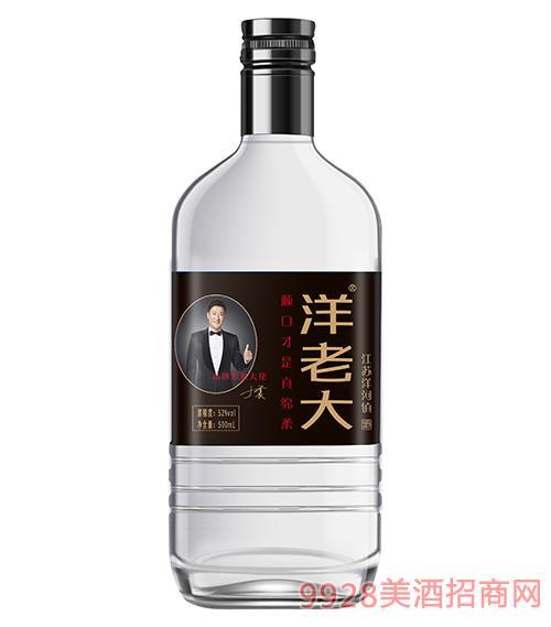 洋老大酒(黑标)52度500ml