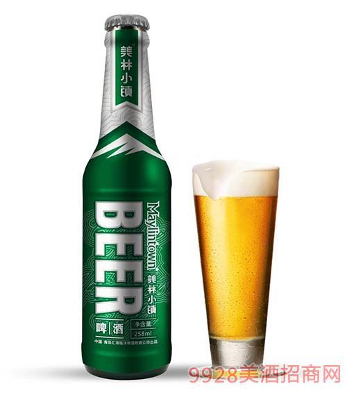 美林小镇原浆啤酒