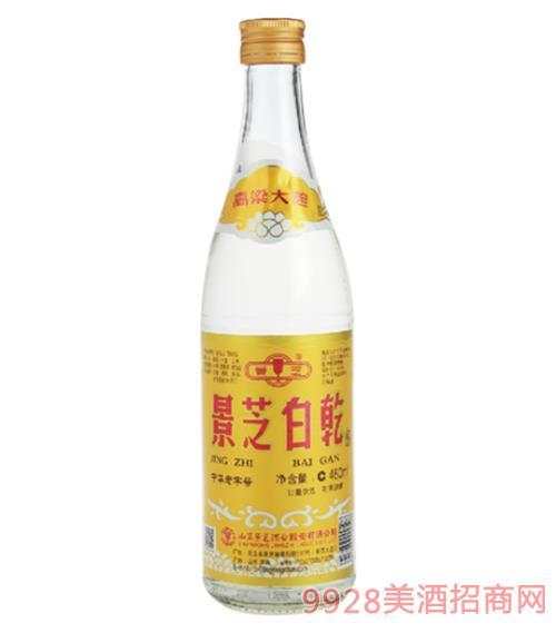 景芝白乾酒49度480mlx12