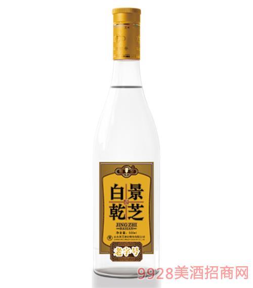 景芝白乾酒38度500mlx12