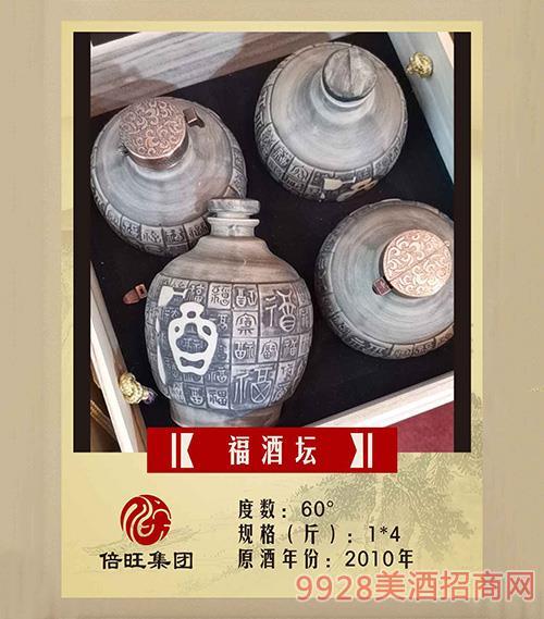 福酒��60度1L-2010年