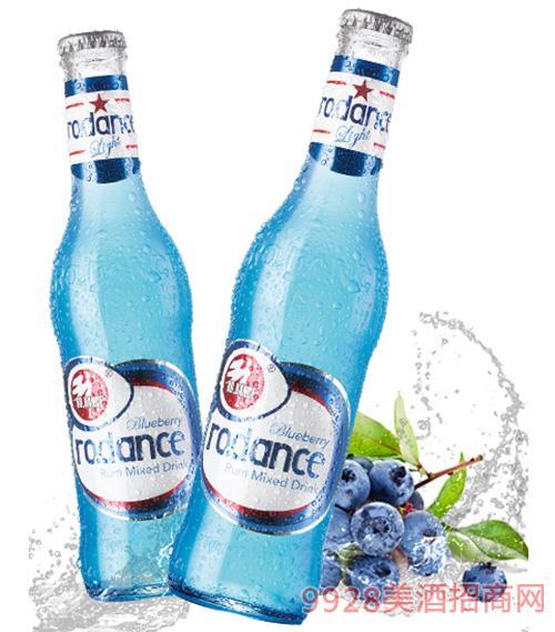 蓝莓味预调酒(鸡尾酒)