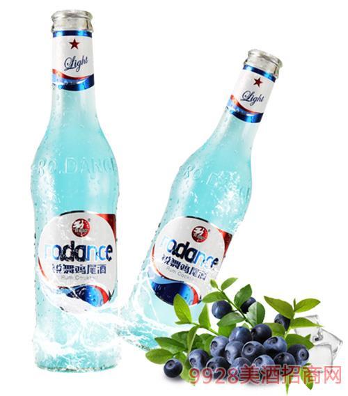 锐舞激爽蓝冰鸡尾酒(蓝莓味)