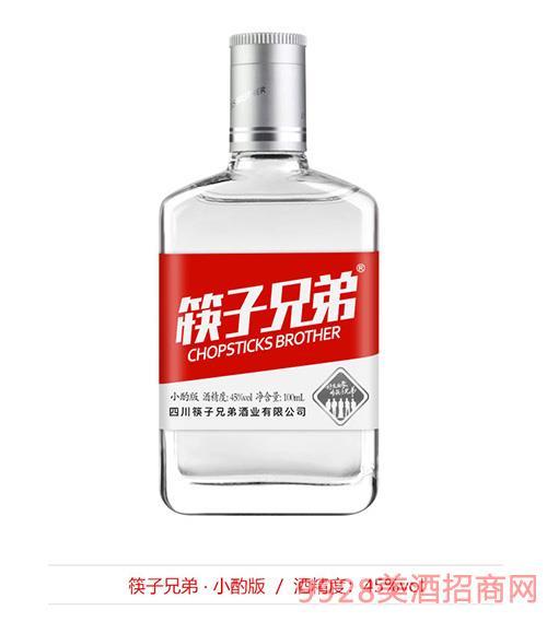 筷子兄弟酒45°小酌版