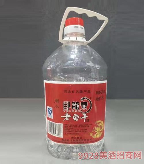 42度衡大老白干酒1.75L桶�b