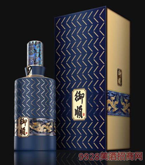 御顺酒-6号-蓝色