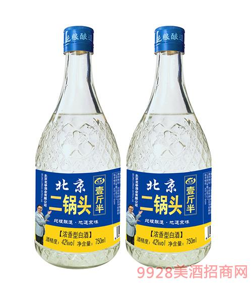 ���e二��^酒壹斤半42度