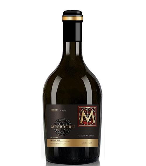 布朗夫人·圣图菲干红葡萄酒