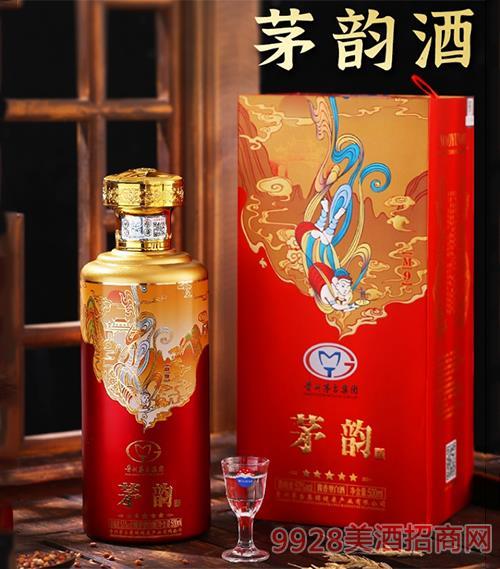 茅韵酒53度500ml