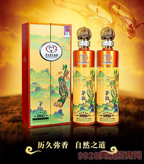茅韵酒N100 53度500ml