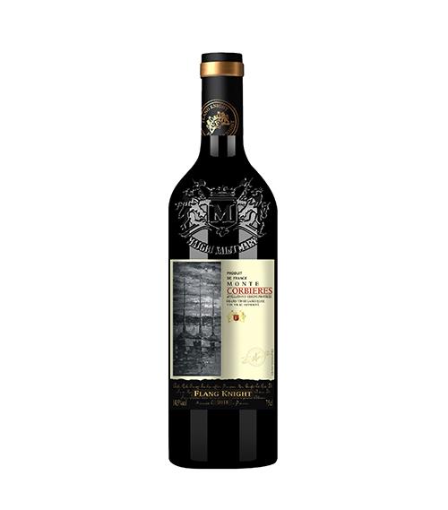 法兰骑士 · 蒙特干红葡萄酒