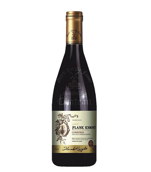 法兰骑士 · 勇士干红葡萄酒