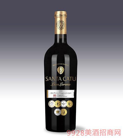 圣卡图雄狮·洛雷尼葡萄酒