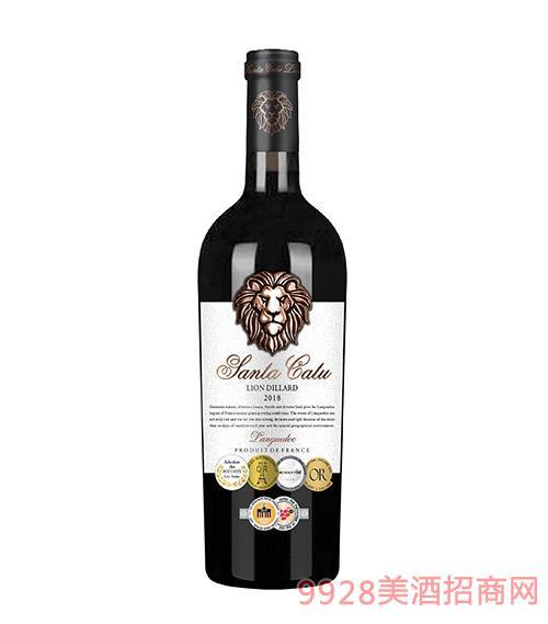 圣卡图雄狮·迪拉德葡萄酒