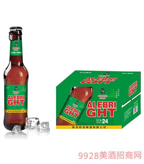 艾��伯�m特啤酒330mlx24�G��