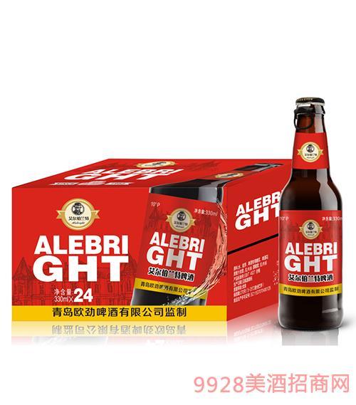 艾��伯�m特啤酒330ml