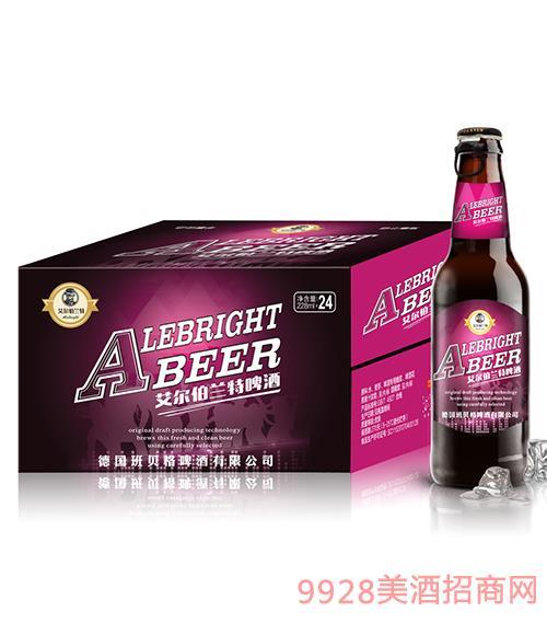 艾��伯�m特啤酒228ml
