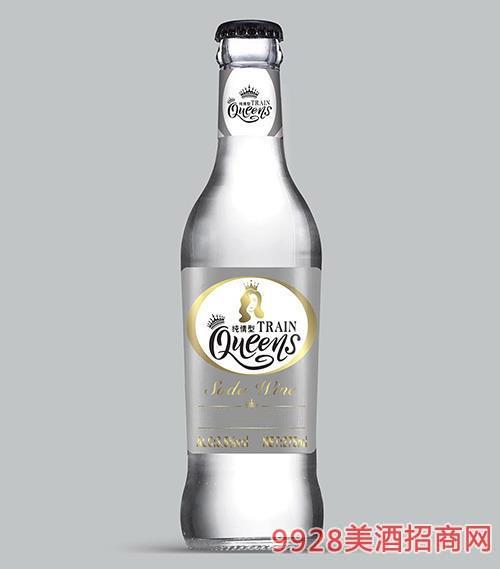 皇后苏打酒(纯情型)3.5度275mlx24瓶
