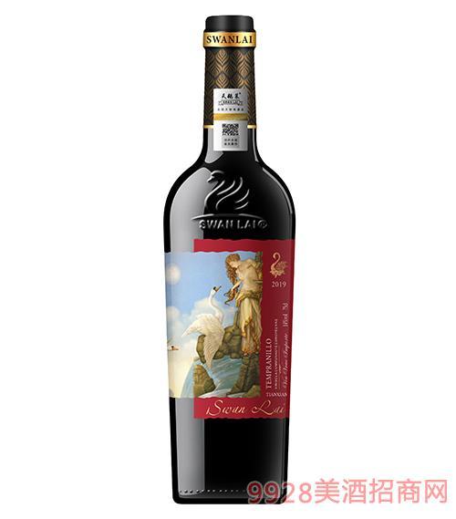 法��天�Z�R酒�f葡萄酒(2019)750ml