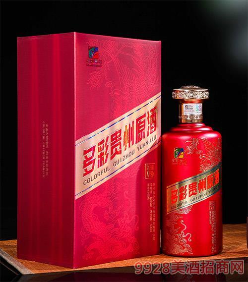 多彩貴州原酒陳醬(V9)