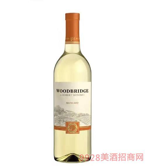 蒙大菲木橋莫斯卡托甜白葡萄酒