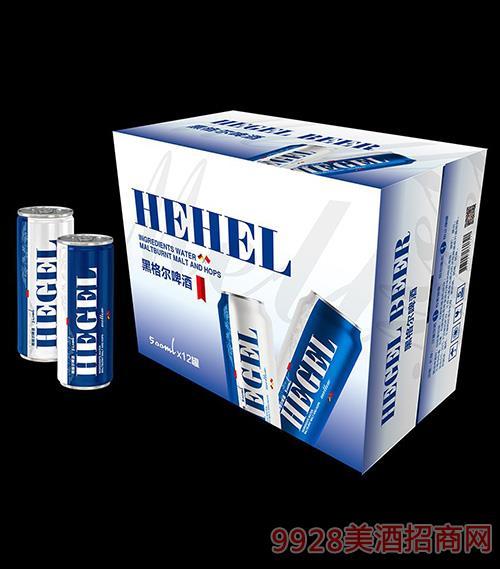 黑格尔啤酒500×12