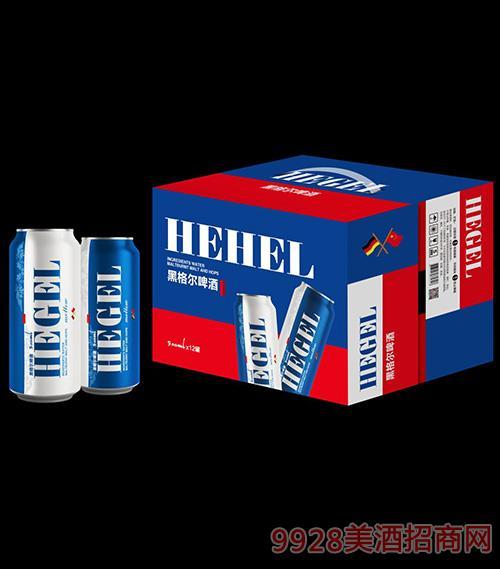 黑格尔啤酒500ml×12