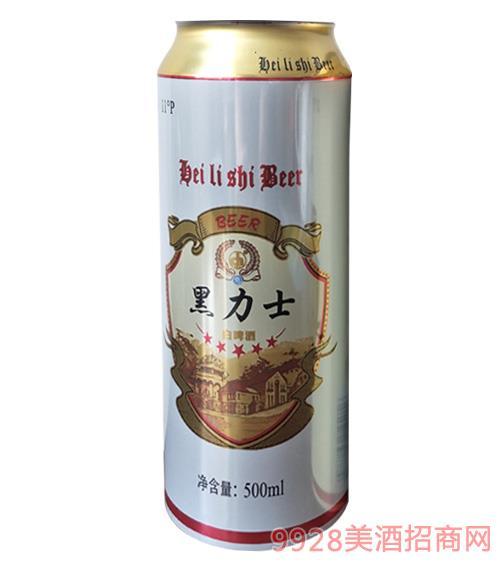 黑力士白啤酒11°P500ml