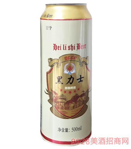 黑力士原酿啤酒11°P500ml