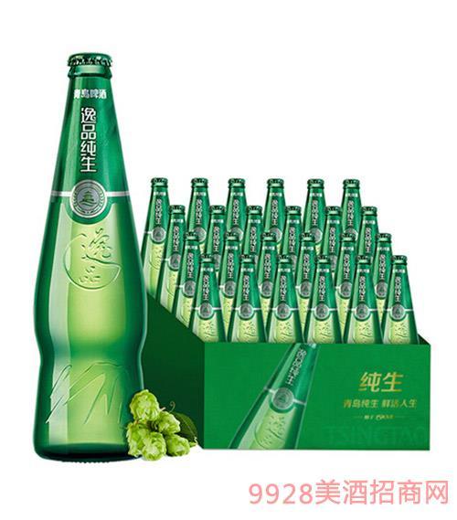 青�u啤酒逸品�生218ml