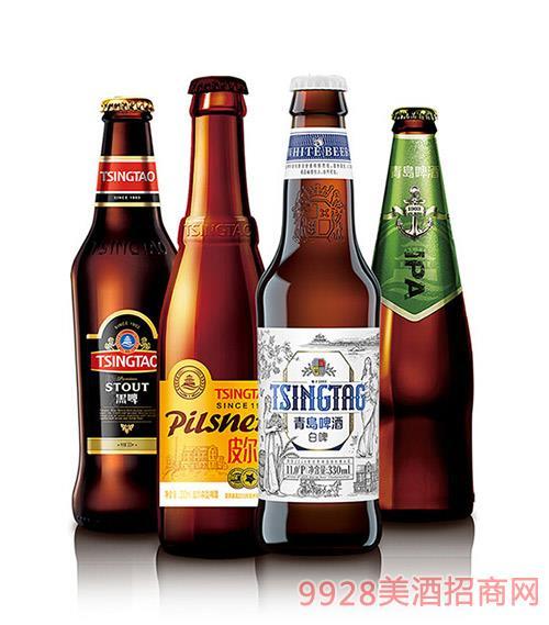 青�u啤酒-精�小瓶-330ml