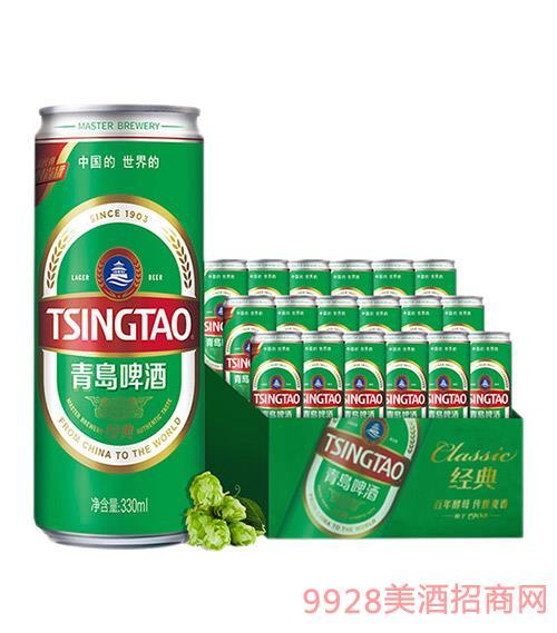 青�u啤酒新�典�r尚罐