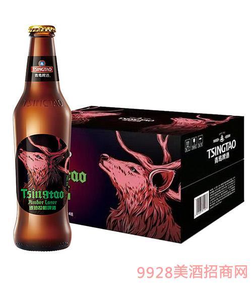 青�u啤酒-琥珀拉格啤酒330ml