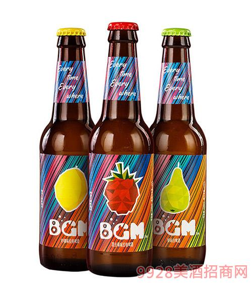 青�u啤酒BGM啤酒330ml