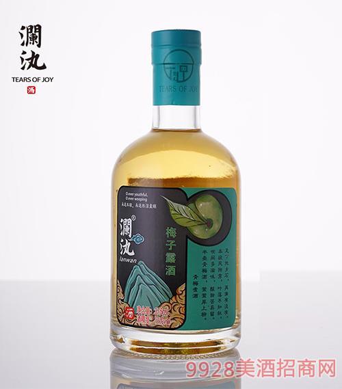 瀾汍·梅子酒 11度 375ml