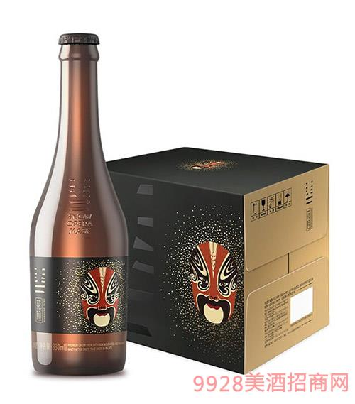 雪花花�啤酒11.5度330ml