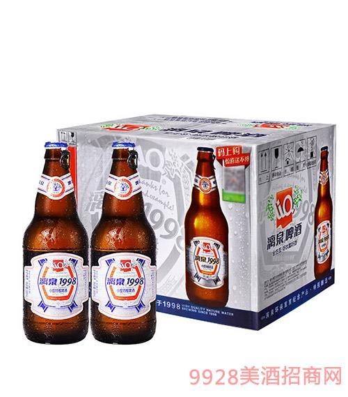 漓泉啤酒1998-小度8度-500ml