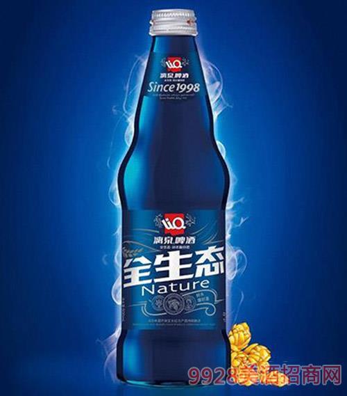 漓泉1998啤酒-蓝瓶500ML