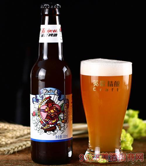 英豪桃小��蜜桃精�啤酒330mlx24
