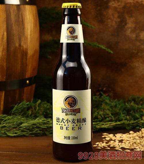英豪德式小��精�啤酒330MLx24