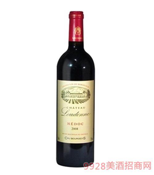 茅臺露黛尼干紅葡萄酒 2008