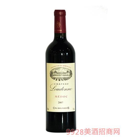 茅臺露戴尼干紅葡萄酒 2007