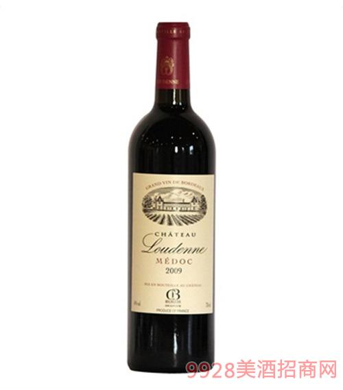 茅台露戴尼之畔干红葡萄酒 2009