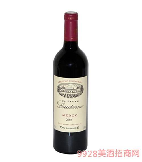 茅台露黛尼之畔干红葡萄酒 2008