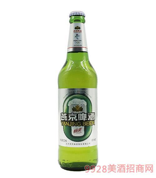 燕京啤酒-8度�乘�-500ml
